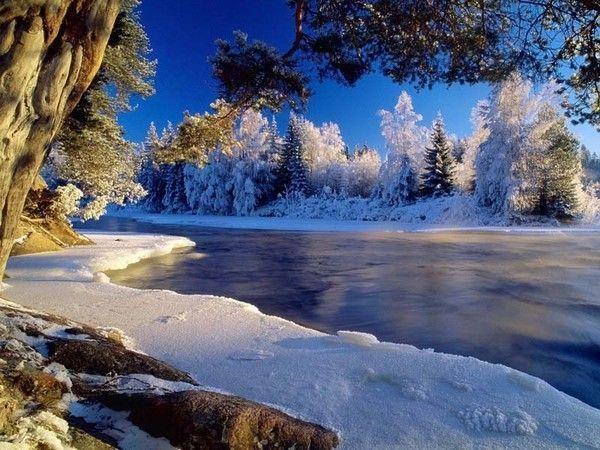 Superbes photos d'hiver ... la neige et son blanc manteau dans Belles images 7d43b778
