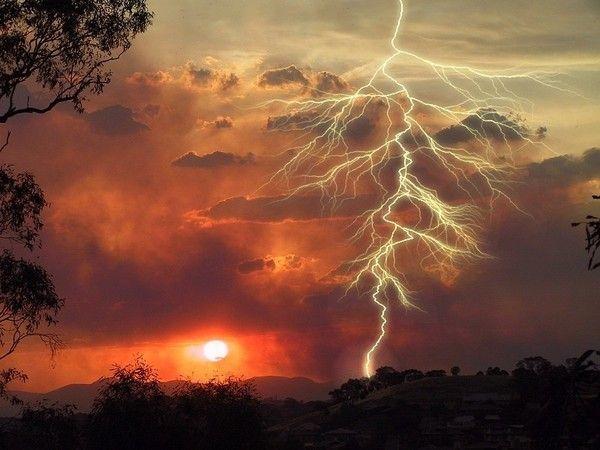 L'orage ~~ Les éclairs 9c477153