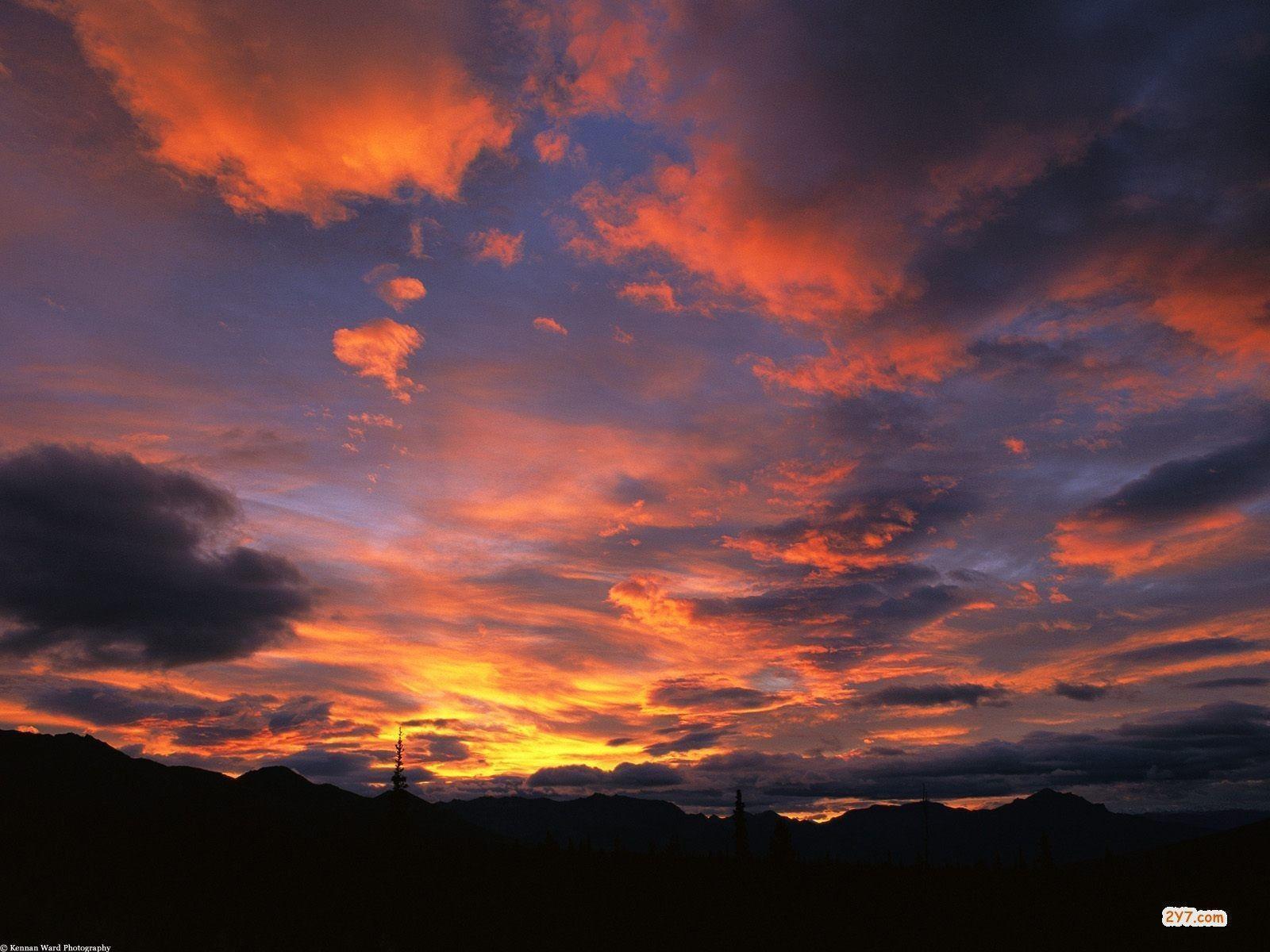 Paysages couchers de soleil - Photos coucher de soleil ...